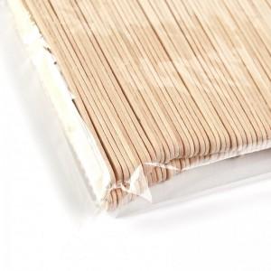 Шпатель деревянный 10мм*110мм (100шт)