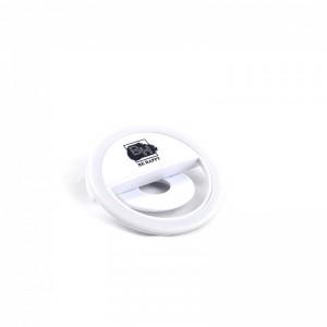 Светодиодное селфи кольцо Be Happy