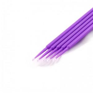 Микробраши 2 мм фиолетовые