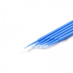 Микробраши 2,5 мм синие