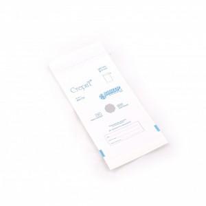 Крафт-пакеты бумажные для стерилизации СтериТ 80*150 мм белые