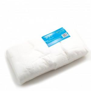 Салфетка одноразовая 30*30 белая (100шт)