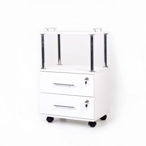 Тележка мастера с двумя выдвижными ящиками