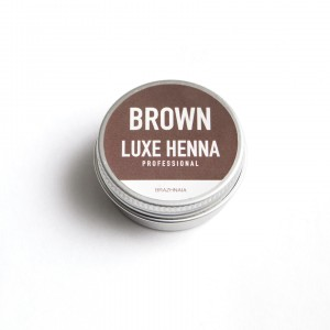 Хна LUXE HENNA brown